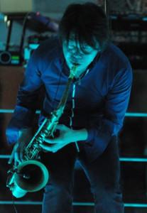 Shitaro Kurihara- Saxophones