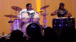 Drums$perc. duet